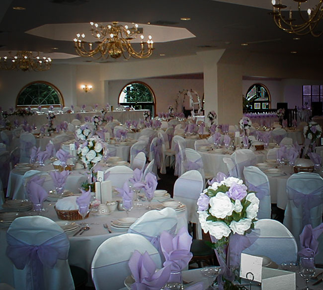 Lavender Wedding Shower